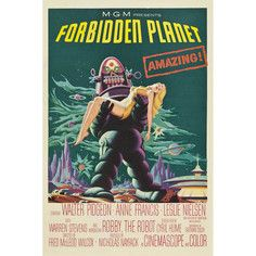 Forbidden Planet, $74 - $124, now featured on Fab.