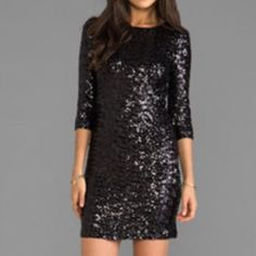 Forever 21 Sequin Holiday/Party Dress