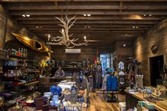 An Outdoor Lifestyle Shop And Fly Fishing Depot in Cold Spring | And North | http://andnorth.com