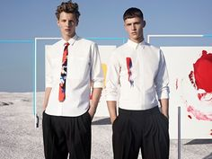 Campaign Circuit The Latest From Dior Homme Spring Summer 2014 Menswear Collection