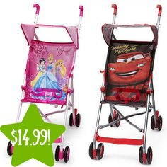 An inexpensive infant #stroller for folks on the run