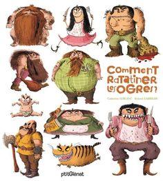 Des conseils et des astuces pour échapper aux ogres et ainsi éviter de terminer dans leur estomac : s'asperger de jus de poubelle, prétendre être fille ou fils de roi...