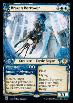 BREACHING LEVIATHAN NM mtg Commander 2014 Blue Creature Leviathan Rare