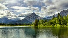 Terra/Natura Montagne  Sfondo