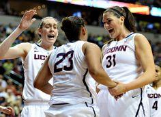 NCAA Womens National Championship: #UConn Solidifies Status Of Modern-Era Hoops Mecca ~ Robert D. Cobb #TheInscriberMag