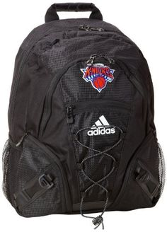 NBA New York Knicks Laptop Backpack by adidas. $28.64. nylon. Wipe Clean With Warm Damp Cloth. 1680D-Textured Ringstop Nylon For Extra Strength. USA. 100% Nylon. Get The New Utility Laptop Backpack By Adidas. Save 18% Off!