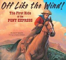 pony express books
