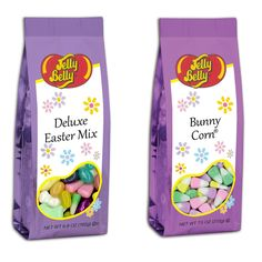 Convenient set of Jelly Belly flavors with Easter candy corn and mix of Easter candies. Nice!
