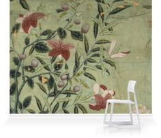 Murals of Panel of Wallpaper I by V&A (3000mm x 2400mm) | Shop | Surface View