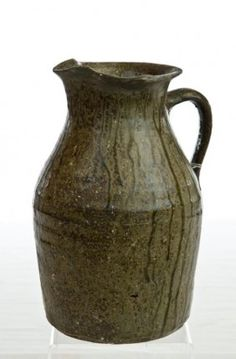 Pottery Pitcher, Probably Georgia