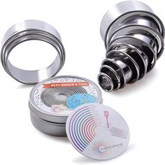 Celebrational Sale 11 Pieces Round Stainless Steel Cookie Cutter Set * You can get additional details at the image link.-It is an affiliate link to Amazon.