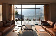 Il Sereno, Lake Como's Newest Hotel Designed by Patricia Urquiola