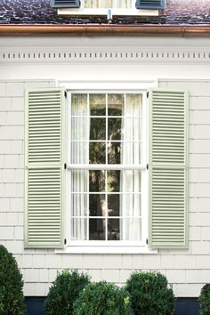 Cottage Style Exterior Shutters Decorative Exterior