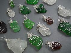 Cape Breton Beach Glass Pendants | Flickr - Photo Sharing!