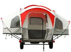 Deluxe Tent Trailer Kit