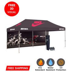 With our selection of custom canopy, you can design and print the perfect tent for your upcoming event. Visit Branded Canopy Tents now to get started! 10x10 Canopy, Pop Up Canopy Tent, Canopy Outdoor, Canopies For Sale, Tent Sale, Custom Canopy, Lithia Springs, Feather Flags, Banner Stands