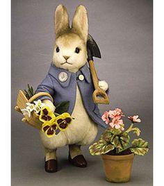Peter Rabbit by R. John Wright