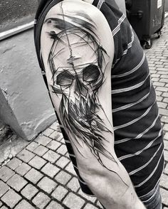 #blacktattooart