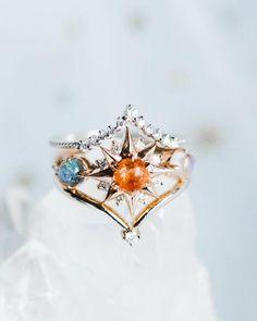 49 Utterly Gorgeous Engagement Ring Ideas ❤ engagement ring ideas unique engagement ring ideas1 #weddingforward #wedding #bride
