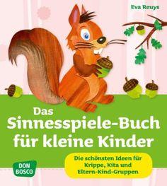 Das Sinnesspiele-Buch für kleine Kinder Grinch, Kindergarten, Winter, Books, Products, Libros, Books For Kids, Day Care, Parents