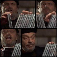 Jack Nicholson Fans Club1: I Film in TV