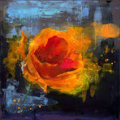"Saatchi Art Artist: carmelo blandino; Mixed Media Painting ""The Way Of Prayer"""