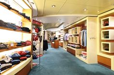 MSC Musica - Via Montenapoleone Boutique