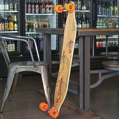 "Loaded 42"" Vanguard Flex 1 Longboard Full"