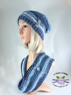 Winter Crochet Slouc
