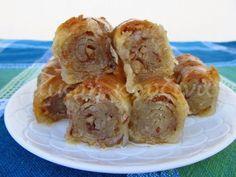 μικρή κουζίνα: Τσιπόπιτα κυπριακή με αμύγδαλα