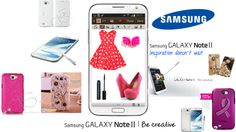 """""""Create a Downtown Muse look for a chance to win a Samsung GALAXY Note II!"""" by lover99 ❤ liked on Polyvore"""
