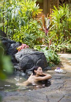 Grand Hyatt Kauai Resort and Spa, winner of the Fodor's 100 Hotel Awards for the Trusted Brand category Kauai Hotels, Kauai Resorts, Grand Hyatt Kauai, Outdoor Baths, Outdoor Showers, Hawaiian Islands, Natural Life, Big Island, Vacation Spots