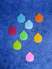 raindrop envelope... can't find instructions anywhere!