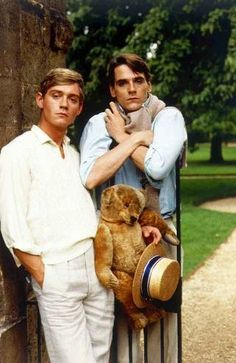 BRIDESHEAD REVISITED (1981) Two young men meet at Oxford. Charles Ryder, though of no family or money, becomes friends with Sebastian Flyte when Sebastian throws up in his college room through an open window. He then invites Charles to dinner after his teddy bear Aloysius 'refuses to talk to him' unless he is forgiven. Charles becomes involved with Sebastian's family, Catholic peers of the realm in Protestant England. The story is told in flashback as Charles, now an officer in the British…