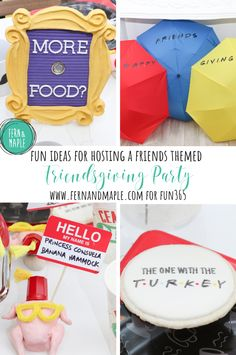F.R.I.E.N.D.S™️ Themed Friendsgiving Party! #fun365 #friendsgiving #thanksgiving #partyideas #holidayideas #thanksgivingentertaining #friends #themedparty