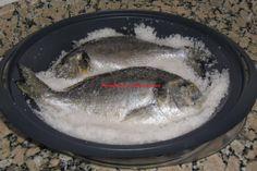 """Recopilatorio de recetas : Dorada a la sal en thermomix """"Varoma"""""""
