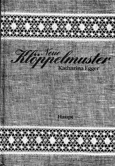 Egger Katharina - Neue Kloppelmuster - 1988 | 150 фотографий | ВКонтакте