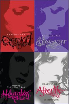 Claudia Gray's Evernight series