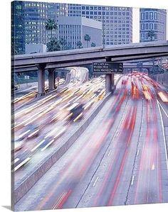 L.A traffic