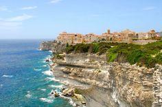 #Bonifacio,Corse #France #Mediterrannee #Europe