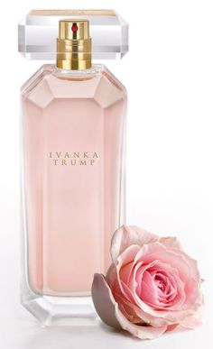 Ivanka Trump, reviewed by André Barnwell, a fragrance designer and instructor at FIDM who teaches Fundamentals of Fragrance in the Beauty Industry Merchandising & Marketing Program.