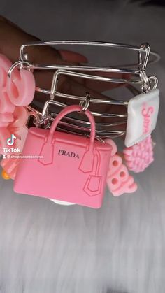 Bangle Bracelets With Charms, Bangles, Tiffany Store, Cute Charms, Business Ideas, Girly, Charmed, Jewels, Purses