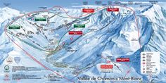 Be aware that there are 2 different ski passes, Le Pass (green) and Mont Blanc Unlimited (red). Red one includes Verbier and Courmayeur too if you have 6+ day skipass.