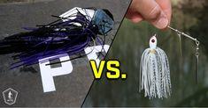 spinner vs chatterbait