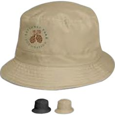 d289cb9373 Give your promotional campaign an extra boost when you add your custom  imprint on our water resistant hat! Available in either black or khaki