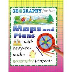 Maps and Plans (Geography for Fun) [Paperback]  Pam Robson (Author)