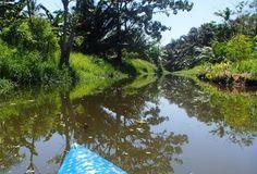 Kayak trip at the river :D