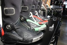 Dainese Axial Pro boots @ DStore OC