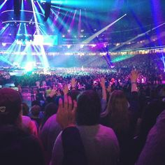 #Passion2013 awesomeness Christian Conferences, Take Me To Church, Christian Love, Event Branding, Never Alone, Praise And Worship, Jaba, Make Me Happy, Beautiful Pictures