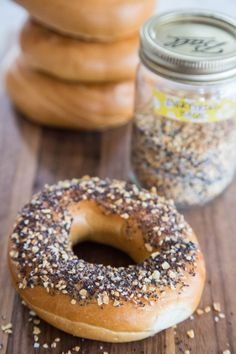 I live in New York City, the home of amazing bagels, so it should come as no surprise that I eat plenty of them